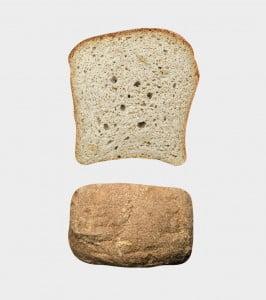 chleb bezglutenowy lniany jasny