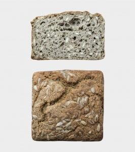 chleb bezglutenowy razowy slonecznik